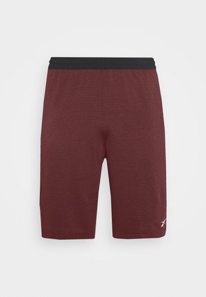 MEL  - Sports shorts - maroon
