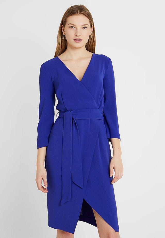 Denní šaty - royal blue