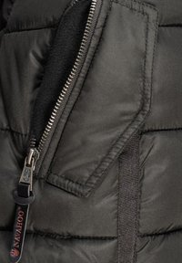 Navahoo - PAPAYA - Winter coat - dark grey - 5