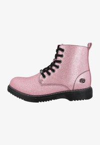 Dockers by Gerli - Lace-up ankle boots - pink - 0