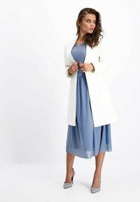Lavard - Classic coat - ecru - 0