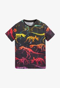 Next - Print T-shirt - black - 0