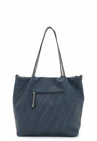 Emily & Noah - ELKE - Shopping bag - blue - 1