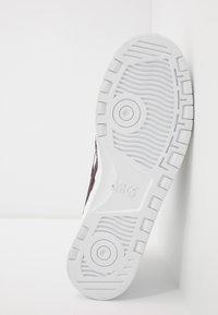 ASICS SportStyle - JAPAN UNISEX - Sneakersy niskie - white/deep mars - 4