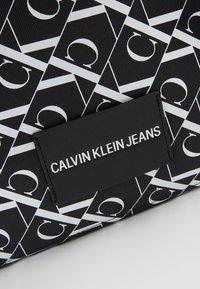 Calvin Klein Jeans - MIRRORED CAMPUS BACKPACK  - Batoh - black - 2