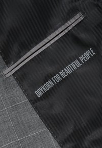 DRYKORN - IRVING - Suit jacket - anthracite - 4