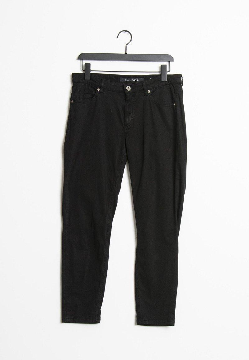 Marc O'Polo - Trousers - black