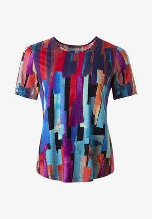 LIS - T-shirt med print - multicolor
