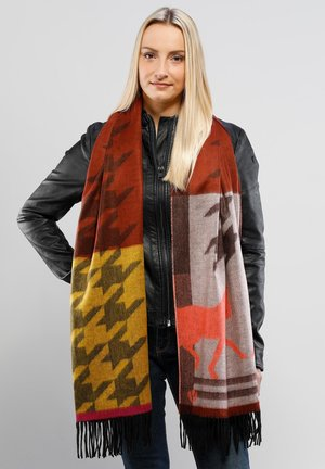 Scarf - rost