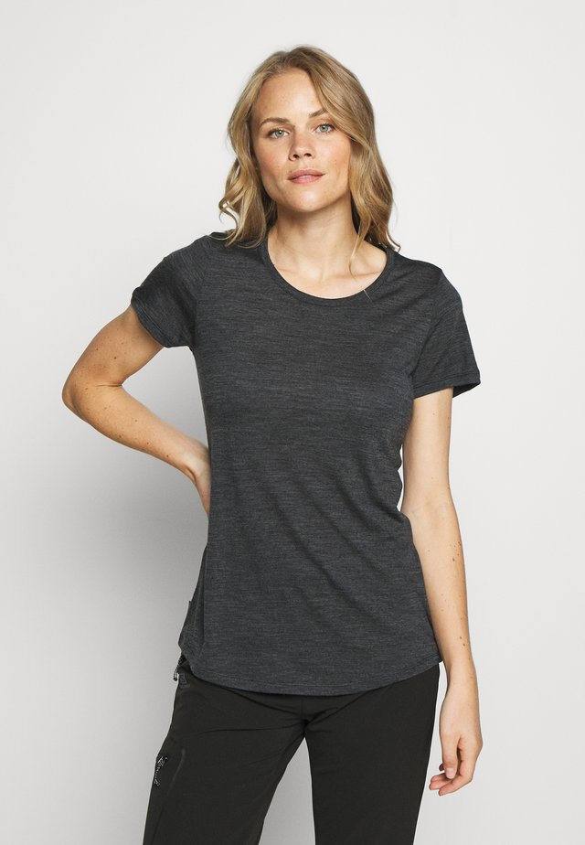 SPHERE LOW - T-shirt basic - black