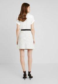 Esprit Collection - SKIRT - Áčková sukně - off white - 2