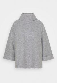 someday. - USUA DETAIL - Sweatshirt - hazy fog melange - 0