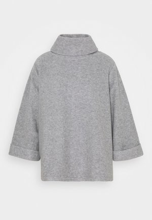 USUA DETAIL - Sweater - hazy fog melange