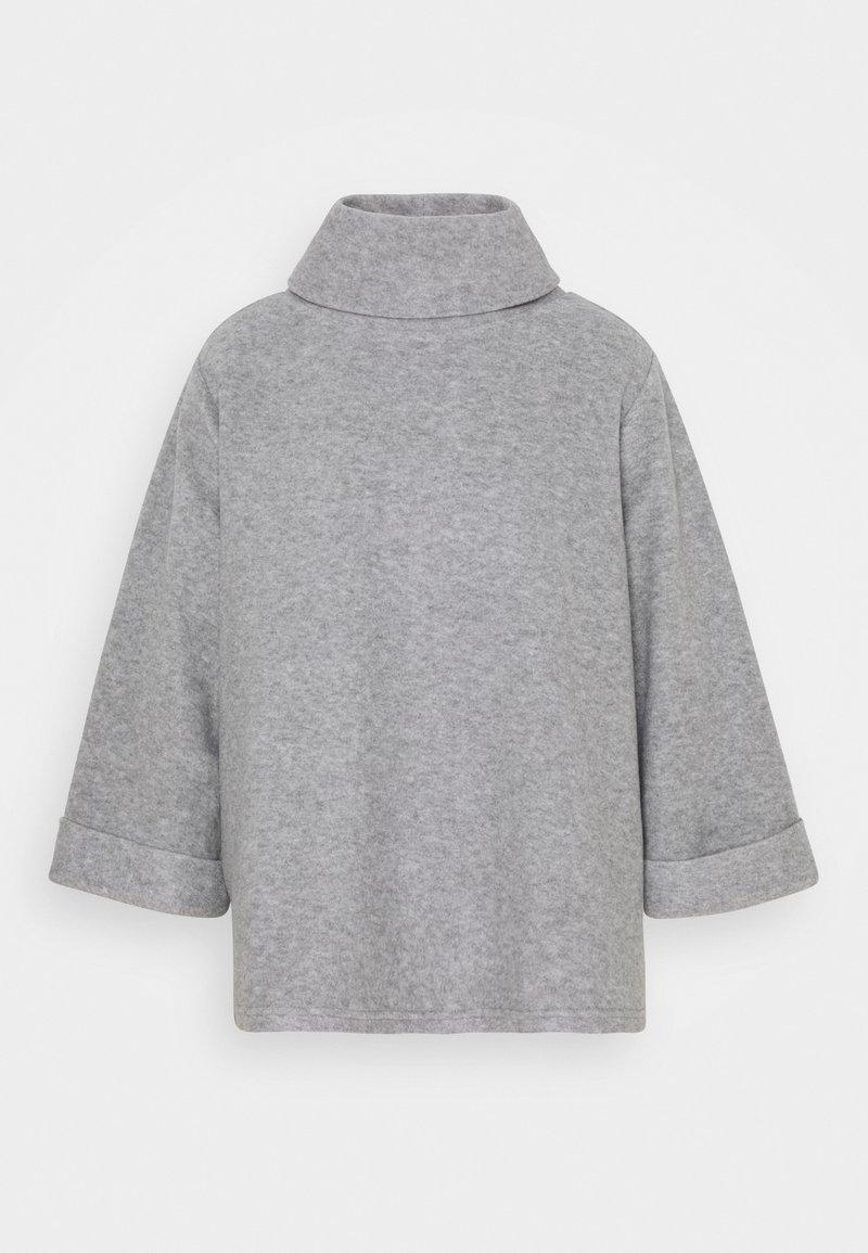 someday. - USUA DETAIL - Sweatshirt - hazy fog melange
