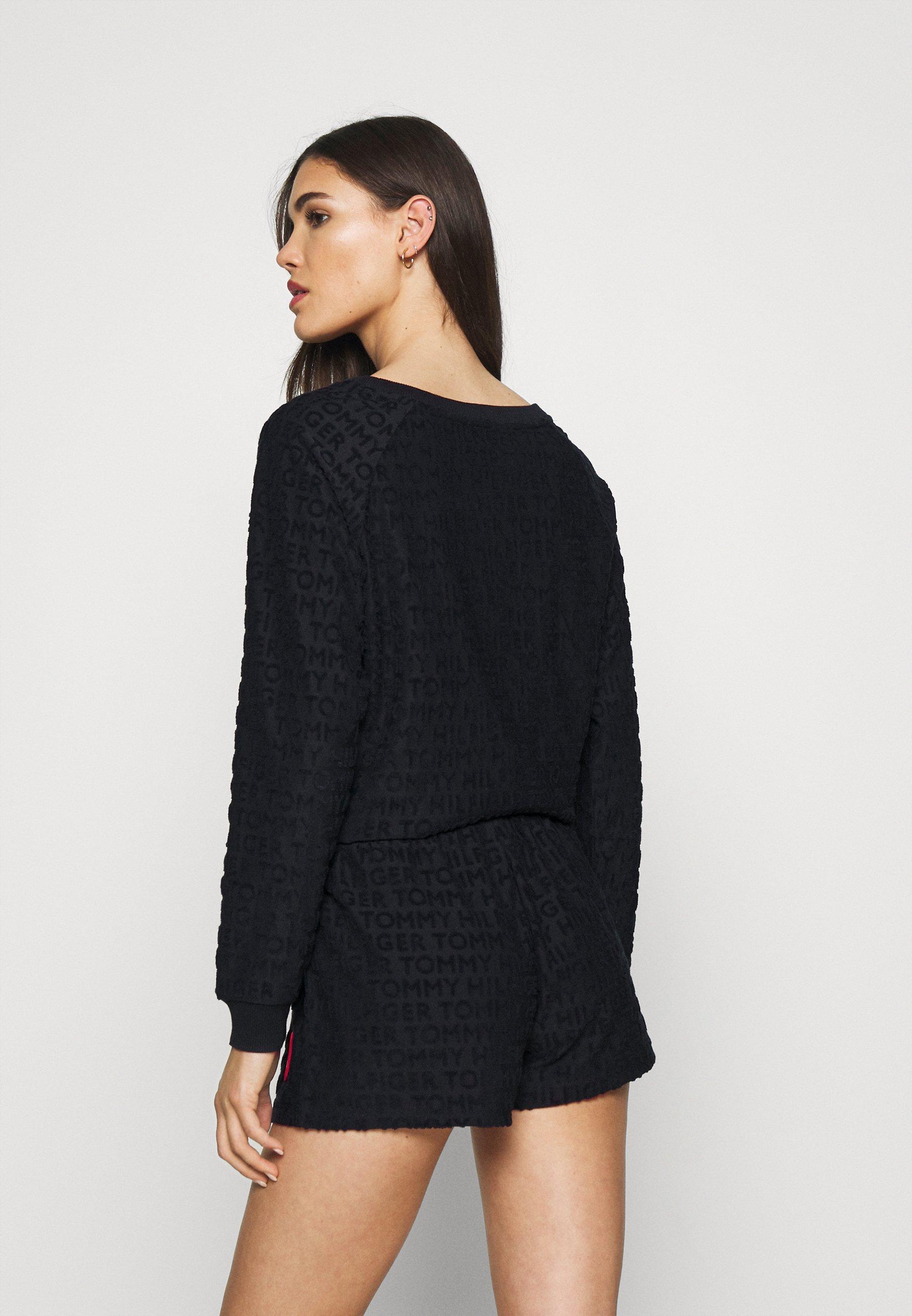 Damen RETRO TOWELLING TRACK  - Nachtwäsche Shirt