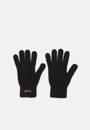 GLOVES - Gloves - black