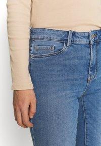 Vero Moda - VMHANNA  - Skinny džíny - light blue denim - 3