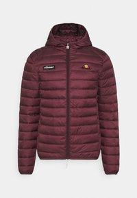 Ellesse - LOMBARDY - Light jacket - burgundy - 3