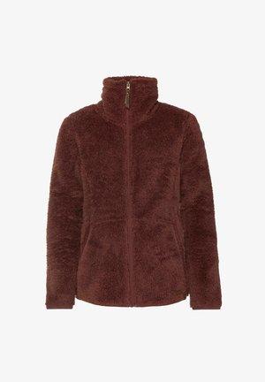 Fleece jacket - petal pink