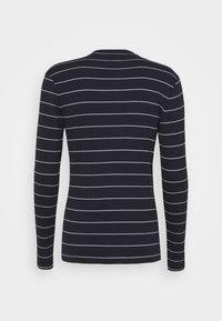 s.Oliver - LANGARM - Long sleeved top - dark blue - 1