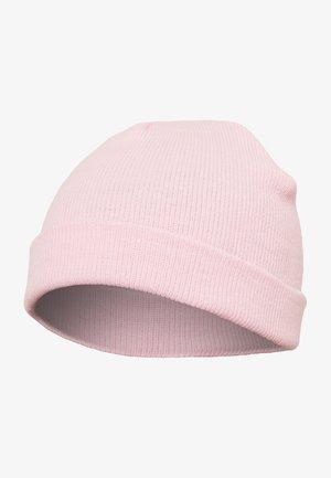 Čepice - baby pink