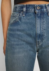 Levi's® Made & Crafted - LONG COLUMN - Jeans baggy - bespoke blue - 5
