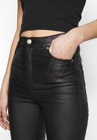 Dr.Denim Tall - MOXY - Jeans Skinny Fit - black metal - 4