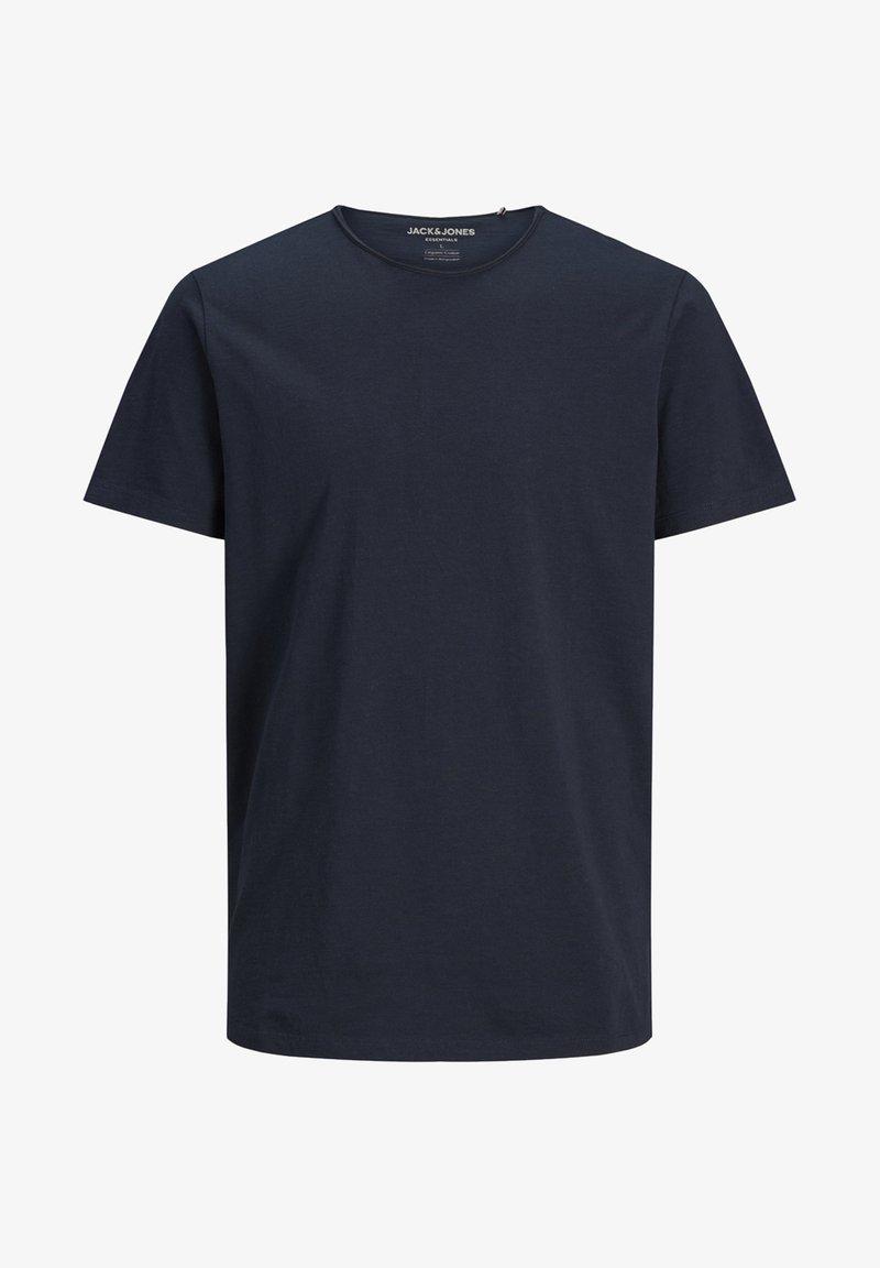 Jack & Jones - JJEBASHER TEE  - T-shirt - bas - navy blazer