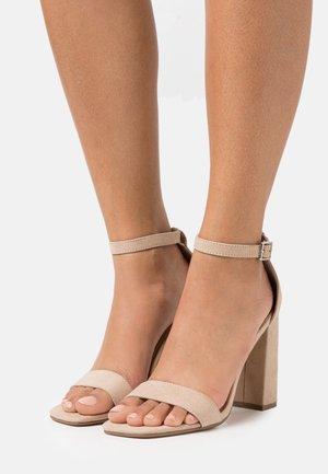 STEFFI - Sandaler - nude