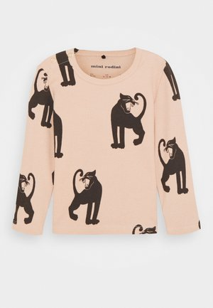 BABY PANTHER TEE - Long sleeved top - pink