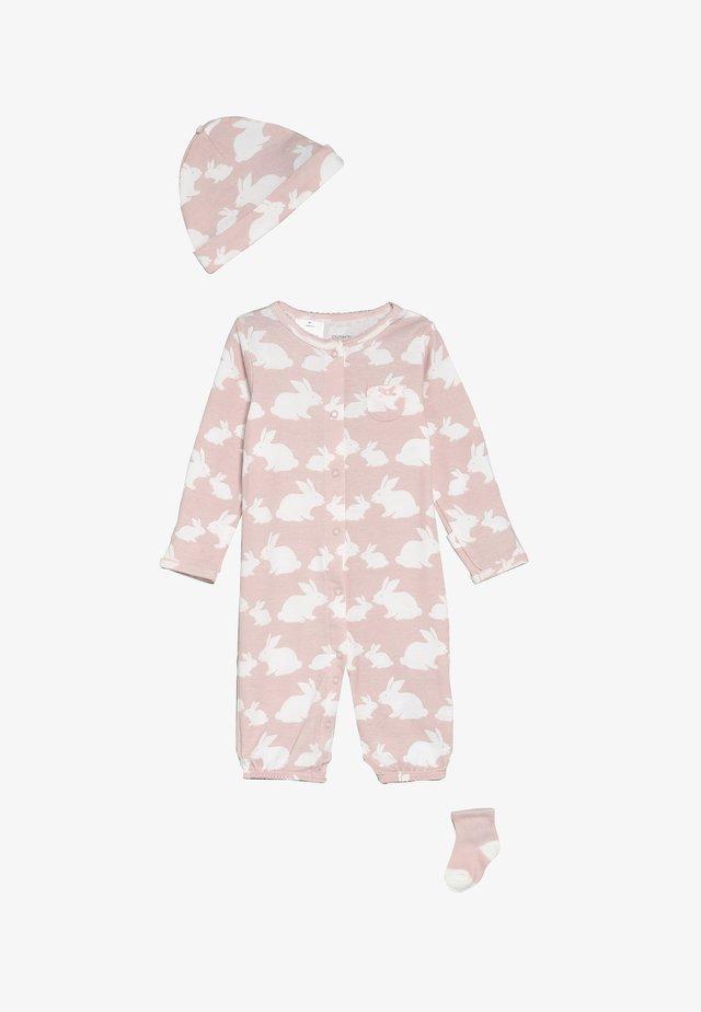 CAG BABY SET - Pyjama set - pink