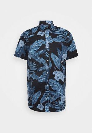 JJCHRIS PLAIN - Shirt - black