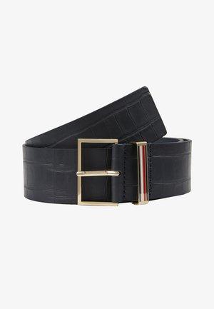 ELEGANT WAIST BELT  - Waist belt - blue