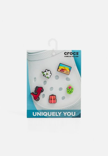 JIBBITZ VACATION VIBES UNISEX 5 PACK - Other accessories - multi-coloured
