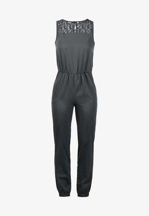 AMOR - Overall / Jumpsuit /Buksedragter - ebony grey