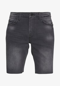 Only & Sons - ONSPLY REG RAW  - Jeansshort - grey denim - 3