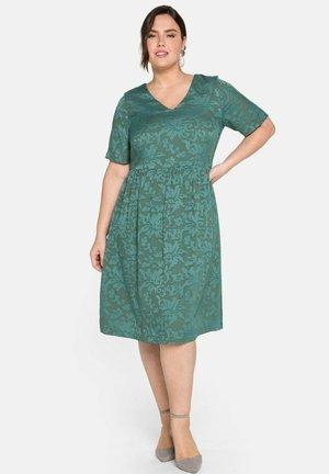 Cocktail dress / Party dress - opalgrün