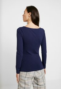 Anna Field - Camiseta de manga larga - dark blue - 2