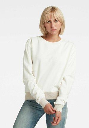 GRAPHIC CREW - Sweatshirt - off-white