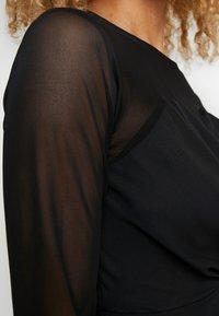 TFNC Petite - VIRGIN DRESS - Cocktail dress / Party dress - black - 6