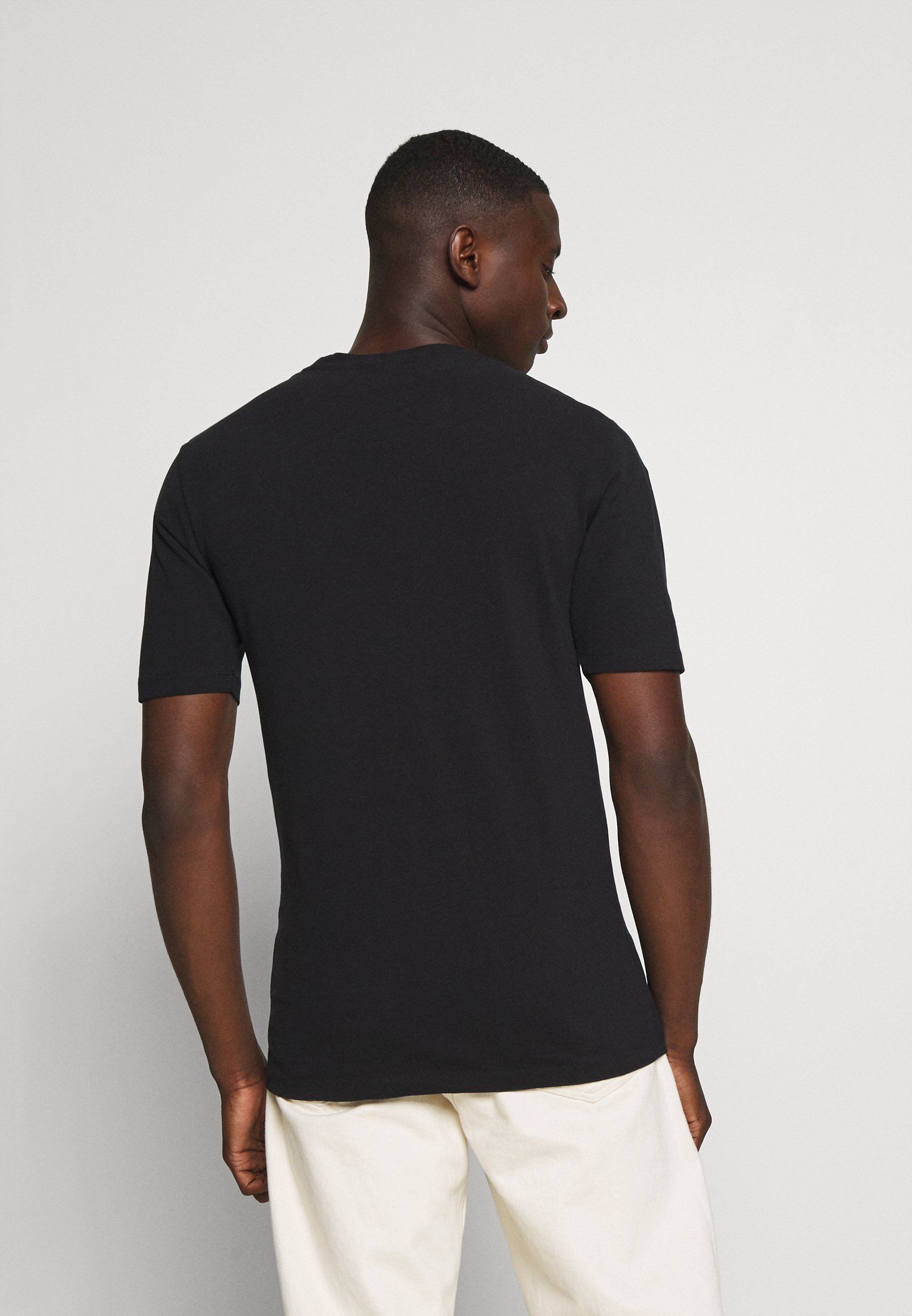 Minimum SIMS - Basic T-shirt - black GbSPu