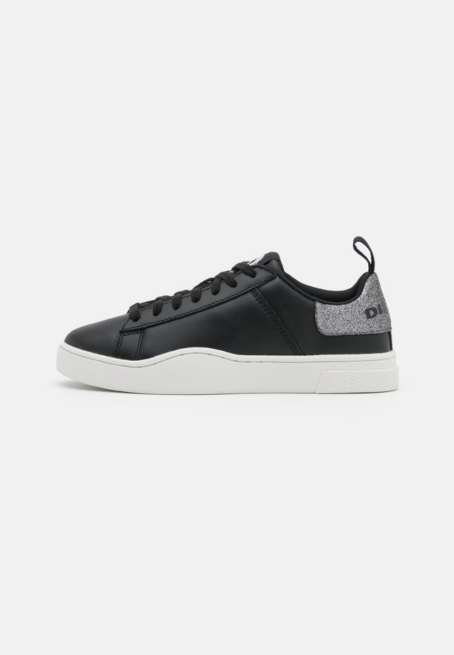 CLEVER S-CLEVER LOW LACE W - Trainers - black/silver