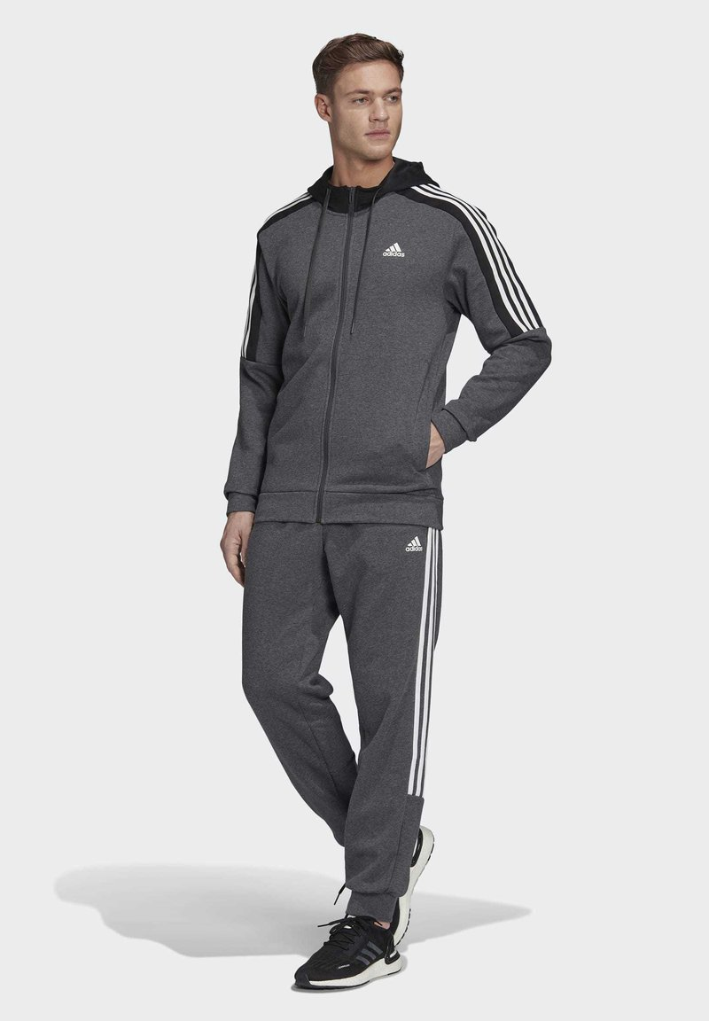 adidas Performance - ENERGIZE TRACKSUIT - Trainingsanzug - grey