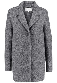 Vila - Manteau classique - medium grey melange - 4