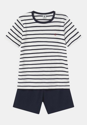 MARINIERE STRIPE - Pyjama set - marshmallow/smoking