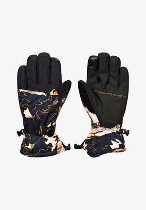 MISSION GLOVE - Gloves - flame nature abstrakt