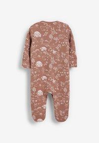 Next - 3 PACK - Sleep suit - dark blue - 4
