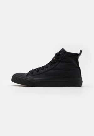 ASTICO S-ASTICO MCF SNEAKERS - Korkeavartiset tennarit - black