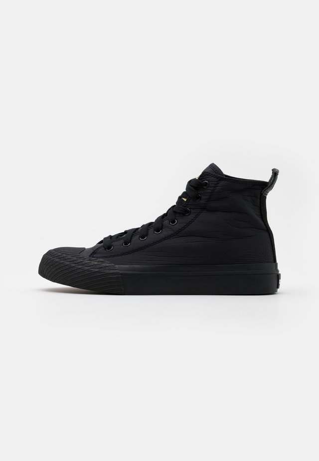 ASTICO S-ASTICO MCF SNEAKERS - Baskets montantes - black