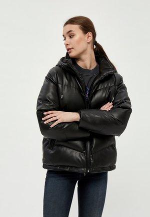 SELMA PU - Winter jacket - black